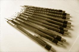 筆記具の組立